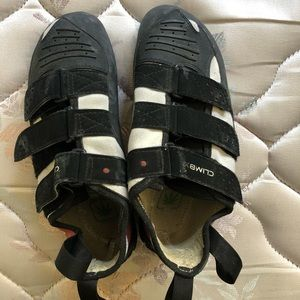 ClimbX rock climbing shoes